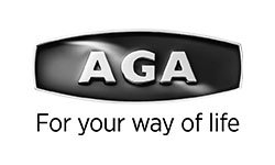 brand logos AGA