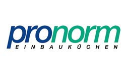 brand logos Pronorm