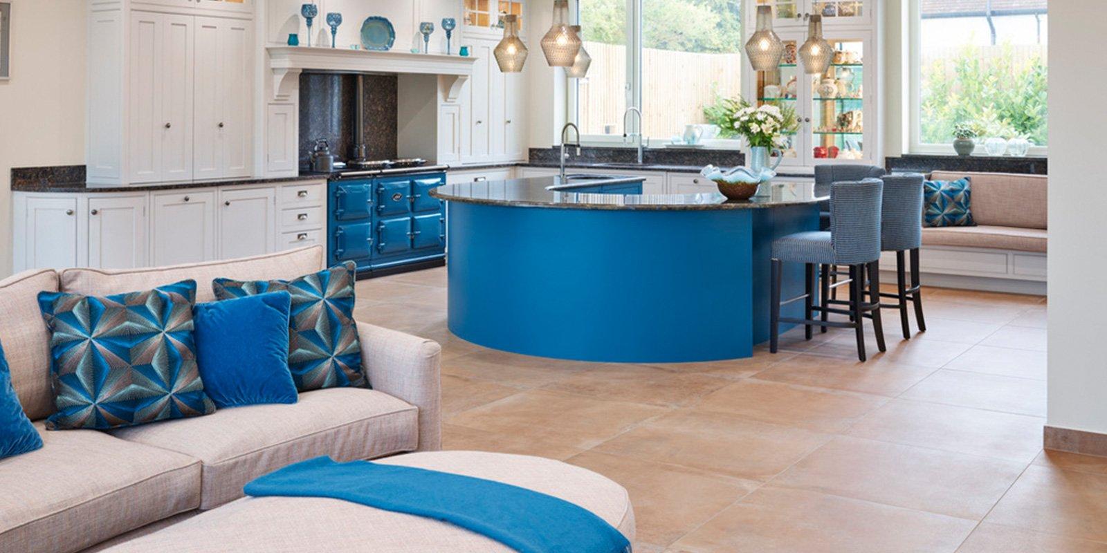 jane cheel completed kitchen