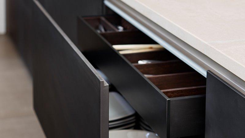 minimalist drawer within a drawer