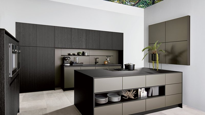 ultra modern pronorm kitchen