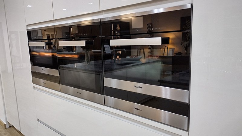 ex display pronorm kitchen with miele appliances